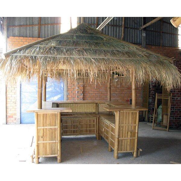 Aberdeen Tahiti Hut Tiki Bar by Bayou Breeze