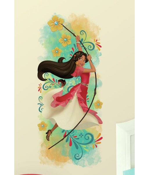Princess Elena of Avalor Giant Graphic Wall Decal by Room Mates