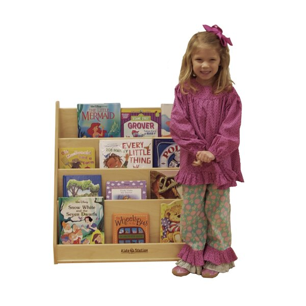 Preschool Portable Book Display by Kids' Station