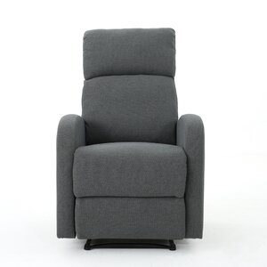 Dunkley Fabric Recliner by Ebern Designs