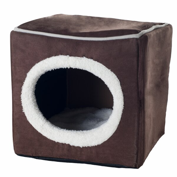 Rachael Pet Box Hooded Dog House by Tucker Murphy Pet