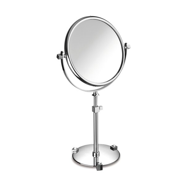 Double Face Pedestal Magnifying Mirror by Windisch by Nameeks