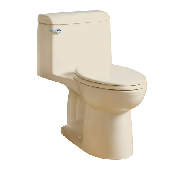 Champion 1.6 GPF Elongated One-Piece Toilet by American Standard
