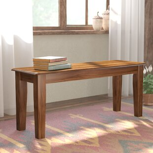Wood Benches For Kitchen Tables Kitchen dining benches youll love wayfair clarissa wood bench workwithnaturefo