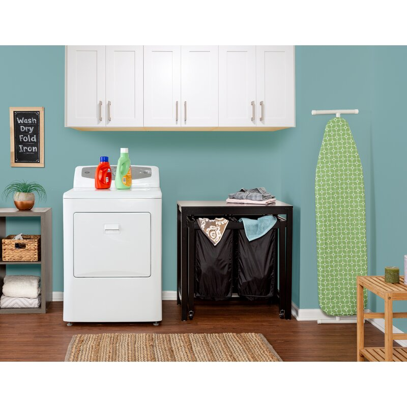 honey can do double folding laundry sorter reviews wayfair