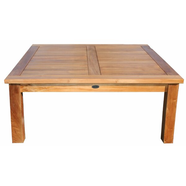 Washington Wooden Coffee Table by Bayou Breeze