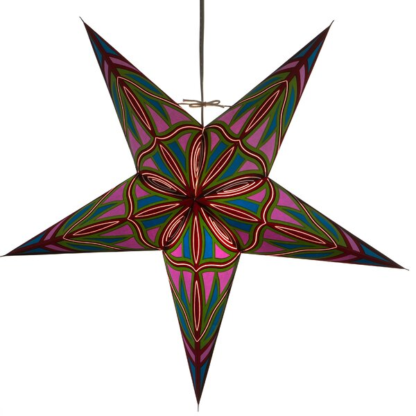 Serendipity Paper Star Light by Hometown Evolution, Inc.