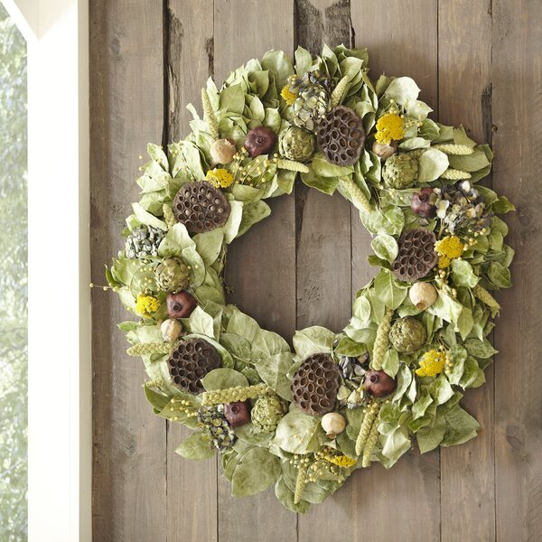 Pemberton Preserved Wreath by Birch Lane™