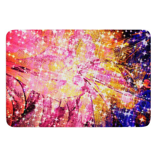 Out There by Ebi Emporium Bath Mat by East Urban Home