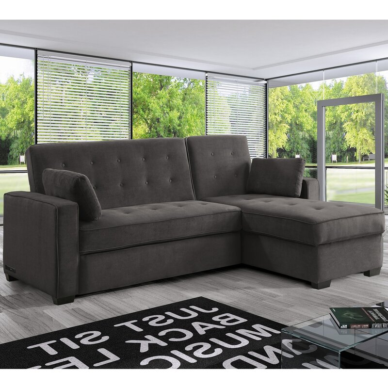 Lancaster Dream Sleeper Sectional : sleeper sectional sofas with chaise - Sectionals, Sofas & Couches