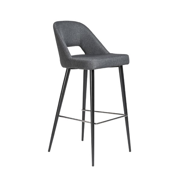 Odea 39.38 Bar Stool by Brayden Studio