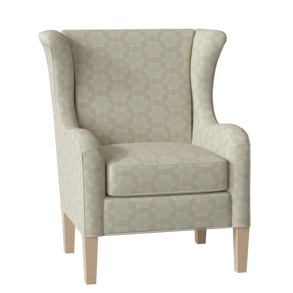 Alison Wingback Chair By Hekman