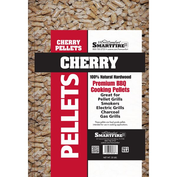 Pellets Cherry Wood for Grills Stove by HomComfort