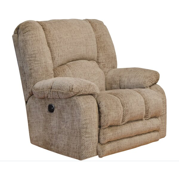 Hardin Manual Rocker Recliner by Catnapper