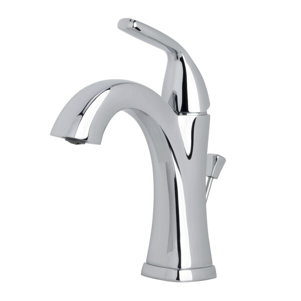 Elysa Bathroom Faucet with Drain Assembly by Miseno
