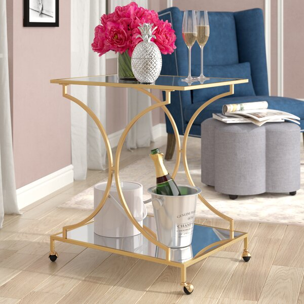 Mercado Bar Cart by Willa Arlo Interiors Willa Arlo Interiors