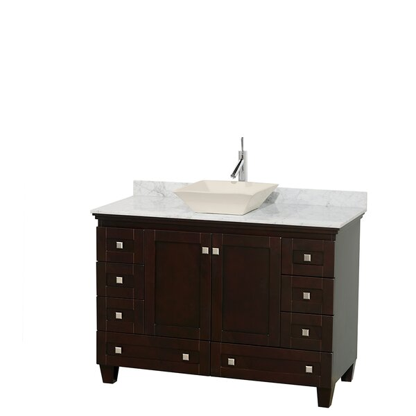 Acclaim 48 Single Bathroom Vanity Set by Wyndham Collection