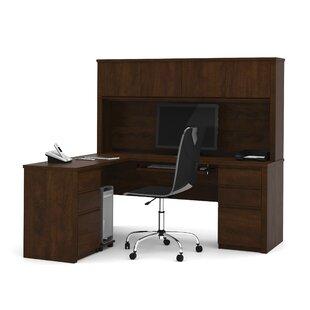 Kenworthy Reversible L-Shape Executive Desk Hutch
