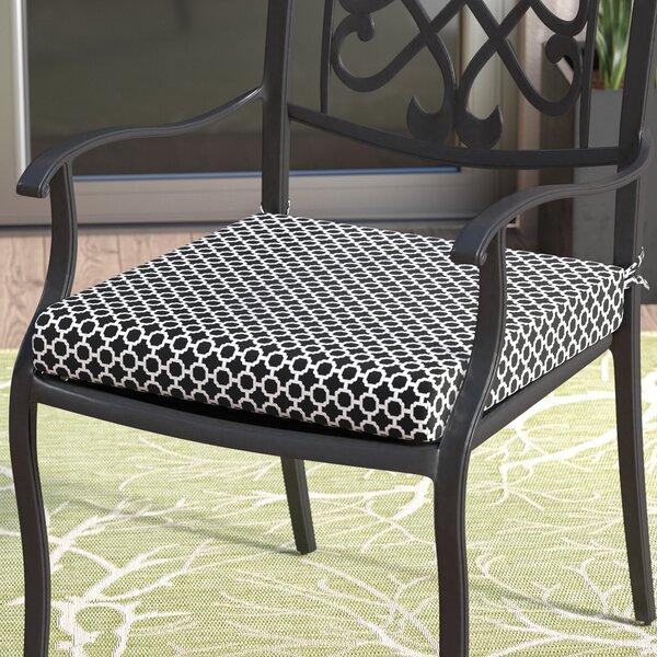 Geometric Dining Chair Cushion by Zipcode Design