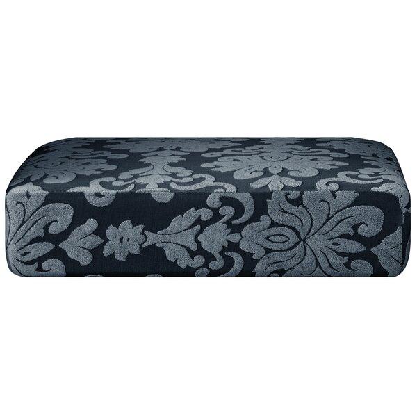 Elegant Box Cushion Sofa Slipcover By Winston Porter