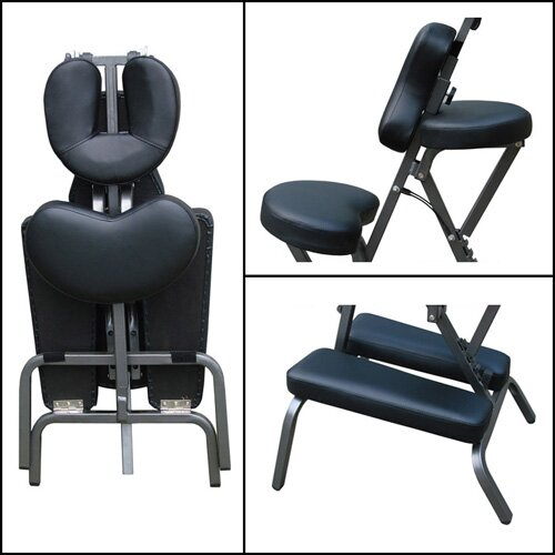 Ataraxia Leather Portable Massage Chair by Vandue Corporation
