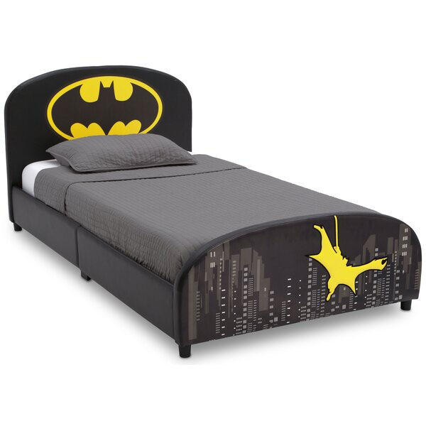 DC Comics Batman Twin Platform Bed by Delta Children