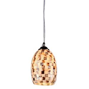 Melia 1-Light Mini Pendant