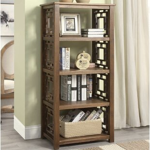 Affordable Montgomery Standard Bookcase by World Menagerie