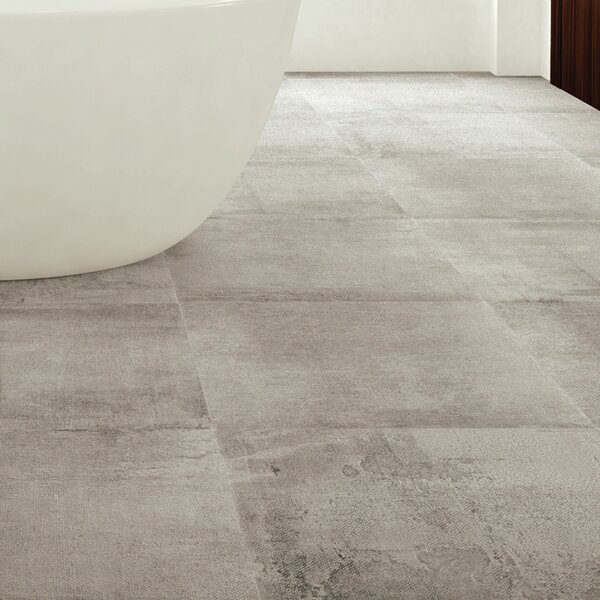 La Vie Boheme 12 x 24 Porcelain Field Tile in Pewter by PIXL