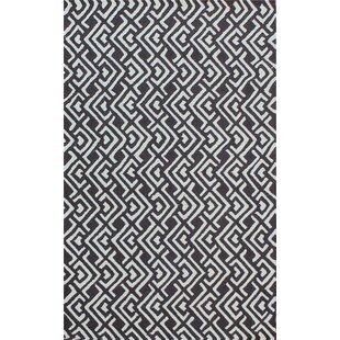 Buying Zubair Reversible Black/White Outdoor Area Rug ByLatitude Run