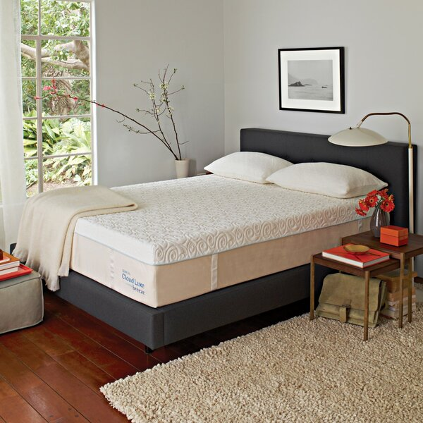TEMPUR-Cloud® Luxe Breeze 1.0 Cooling 14 Plush Tight Top Mattress by Tempur-Pedic