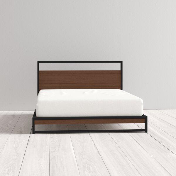 Pauletta Low Profile Platform Bed by Zipcode Design Zipcode Design