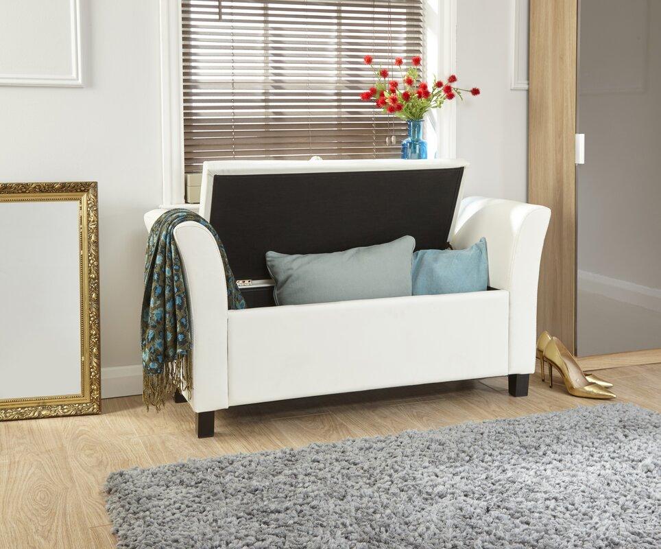 m hlenhaus gepolsterte sitzbank jeanette mit stauraum bewertungen. Black Bedroom Furniture Sets. Home Design Ideas