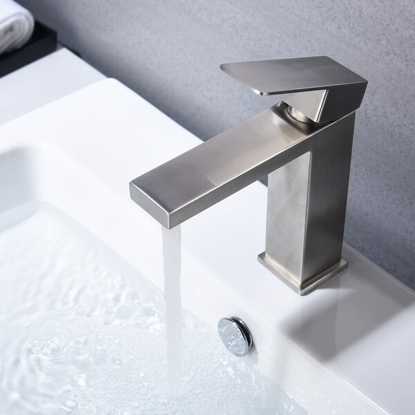 Single Hole Bathroom Faucet Basin Mixer Tap