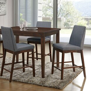 Kellogg 5 Piece Counter Height Dining Set By Brayden Studio
