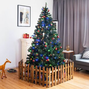 Large Outdoor Christmas Trees Youll Love Wayfair