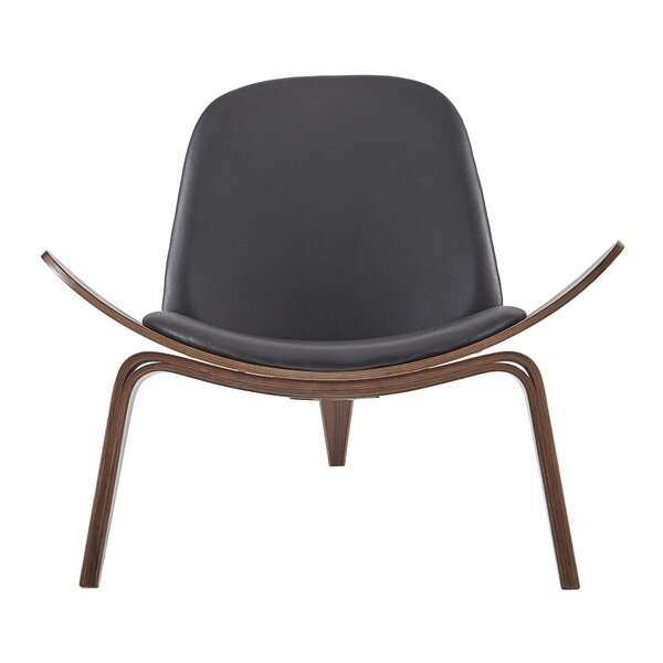 Bivins Slipper Chair by George Oliver