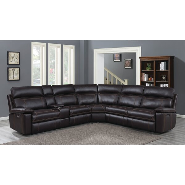 Letman Reversible Reclining Sectional By Red Barrel Studio