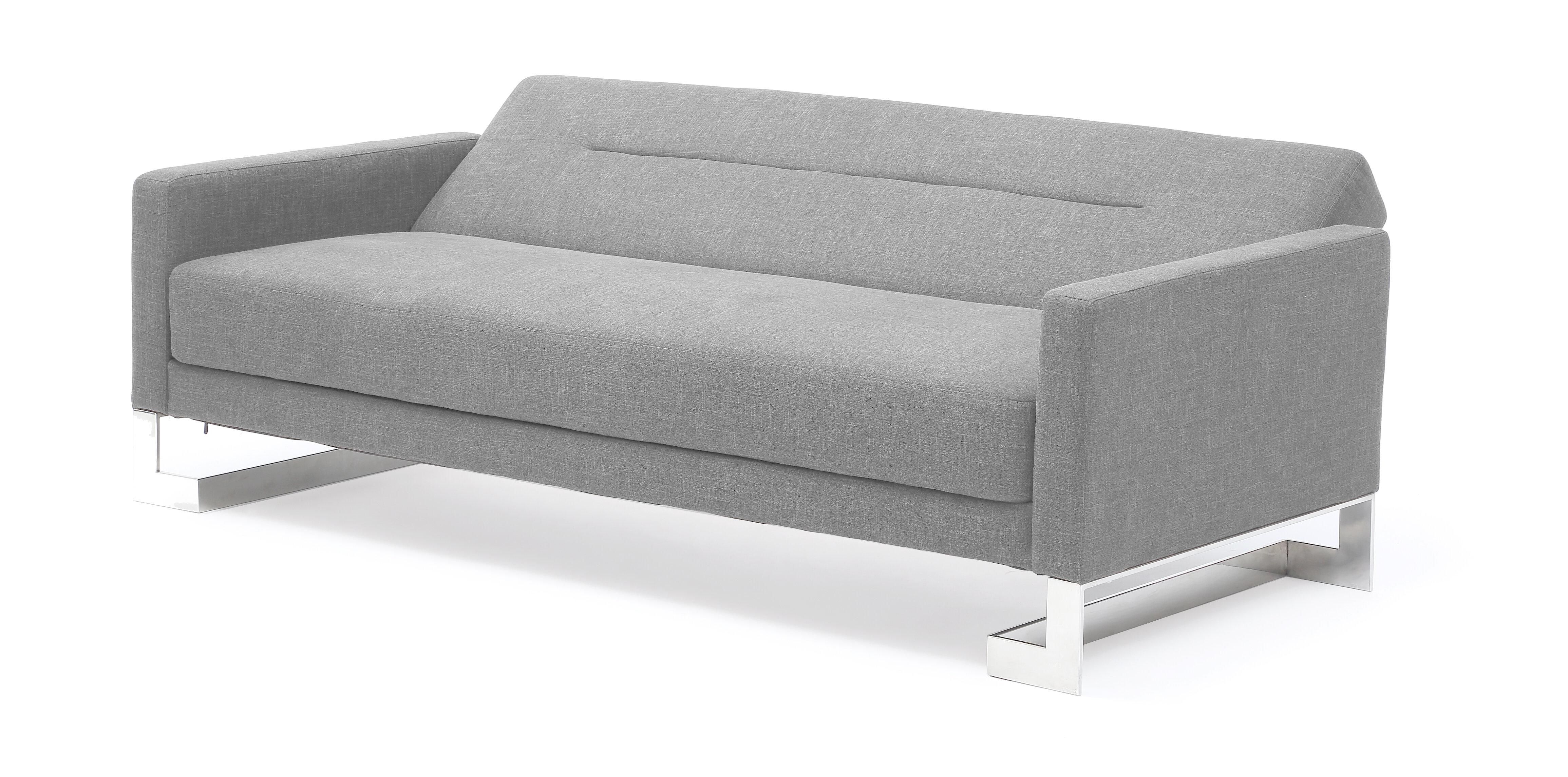 Orren Ellis Godmond Modern Sleeper Sofa Reviews Wayfair