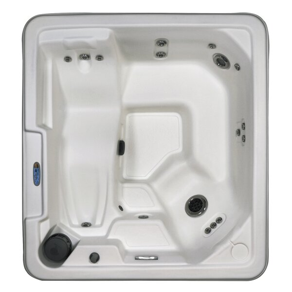 Harbour Island 5-Person 30-Jet Plug and Play Spa by QCA Spas