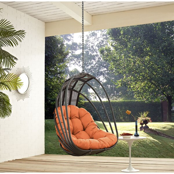 Whisk Swing Chair by Modway