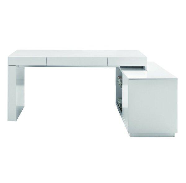 Camron L-Shape Executive Desk