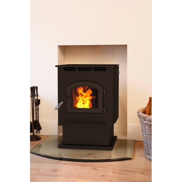 2,200 sq. ft. Direct Vent Pellet Stove by Pleasant Hearth