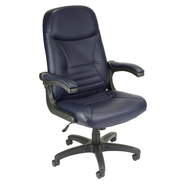Executive Series MobileArm High-Back Executive Chair by OFM