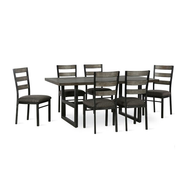 Comstock 7 Piece Dining Set by Union Rustic