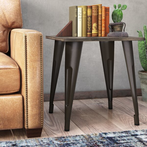 Peetz End Table by Trent Austin Design