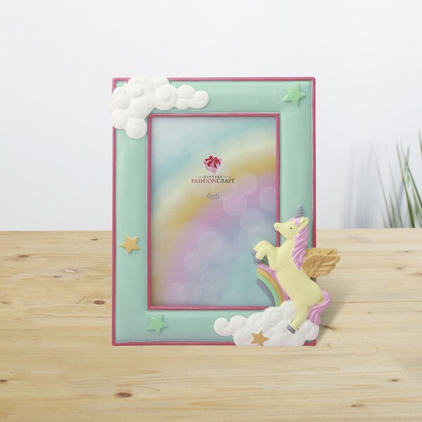 Hamilton Unicorn Frame from Gifts Picture Frame by Harriet Bee