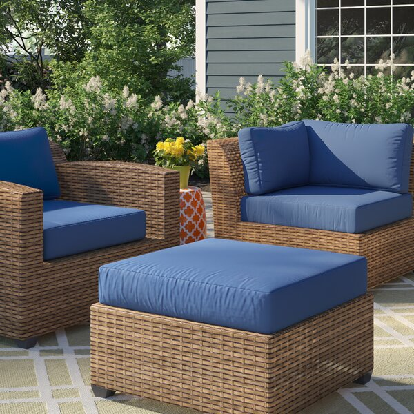 Kenwick Indoor/Outdoor Cushion Cover By Sol 72 Outdoor