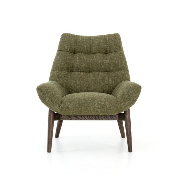 Ike Lounge Chair by Corrigan Studio