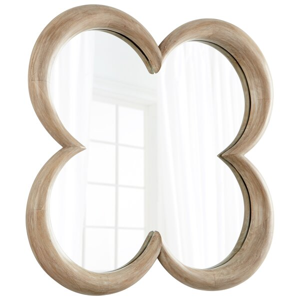 Clover Dreams Accent Mirror by Cyan Design